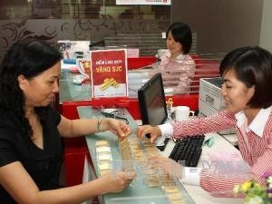 Đầu tuần, vàng SJC giảm 190.000 đồng ảnh 1