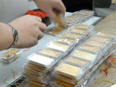 Tiếp tục đề xuất cấm mua bán vàng miếng ảnh 1
