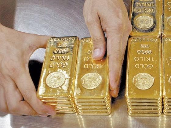 Giá vàng châu Á đạt đỉnh trong 3 tuần ảnh 1