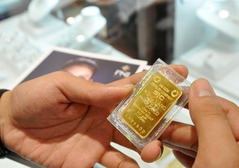 Sáng 25-11: Vàng trong nước giảm nhẹ ảnh 1