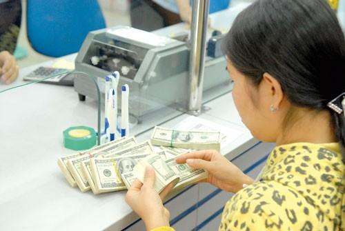 Tín dụng USD giảm, VNĐ tăng? ảnh 1