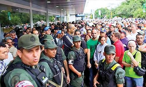 Venezuela - Cuộc chiến giá cả ảnh 1