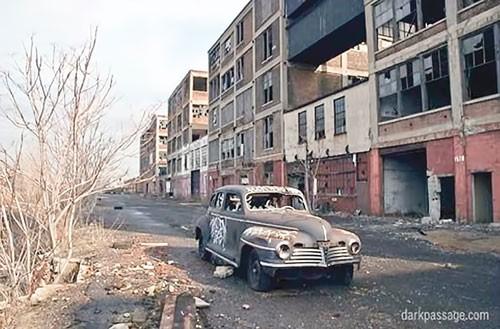Thành phố Detroit vỡ nợ ảnh 1