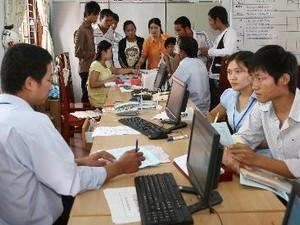 TPHCM: 19% người đăng ký tìm được việc ảnh 1