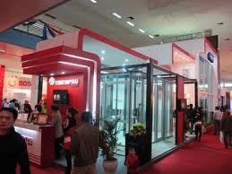 Gần 400 doanh nghiệp tham dự Vietbuild 2011 ảnh 1