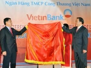 Chấp nhận VietinBank lập NH con tại Đức ảnh 1