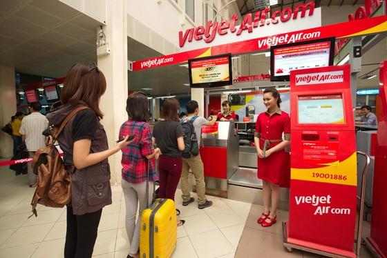 VietJet công bố giờ vàng hàng ngày giá vé 9.000 đồng ảnh 1