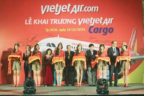 VietjetAir khai trương công ty thương mại hàng hóa ảnh 1
