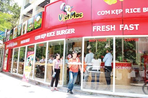 Vietmac thách thức McDonald's ảnh 1
