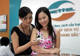 Viettel trả lại băng tần EVN Telecom ảnh 1