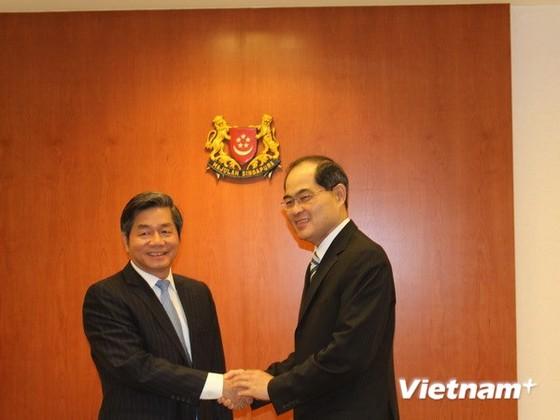 Việt Nam-Singapore sẽ xây VSIP thứ 6 tại Nghệ An ảnh 1