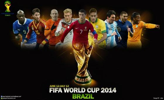 Đắt đỏ bản quyền world cup ảnh 1