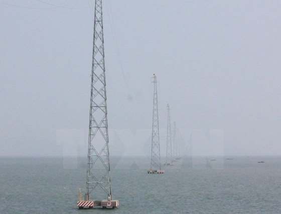 Xây dựng đường dây 110kV vượt biển 24,5km ảnh 1