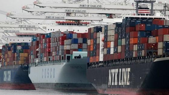 Thâm hụt cán cân thương mại Hoa Kỳ tăng mạnh ảnh 1