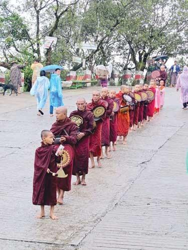 Myanmar: Thế giới tốt đẹp hơn ảnh 6