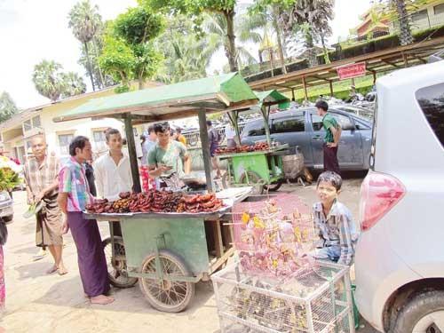 Myanmar: Thế giới tốt đẹp hơn ảnh 4