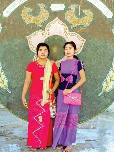Myanmar: Thế giới tốt đẹp hơn ảnh 1
