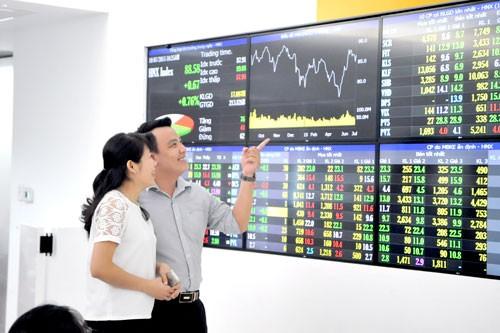 Thăng trầm thị trường chứng khoán ảnh 1