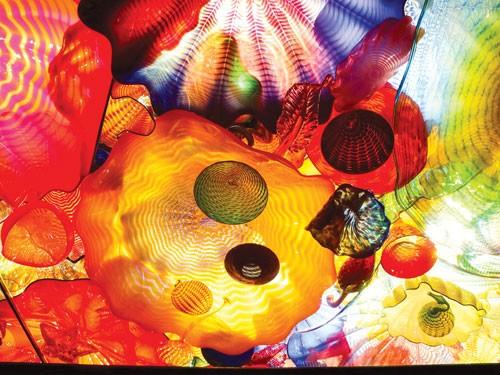 Độc đáo nghệ thuật thủy tinh ảnh 2
