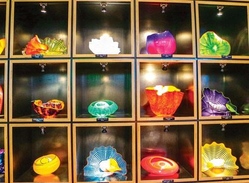 Độc đáo nghệ thuật thủy tinh ảnh 7