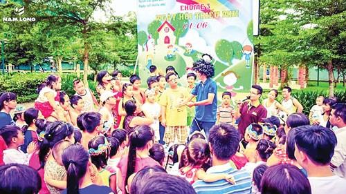 Nam Long: Cảm xúc ngọt ngào ảnh 2