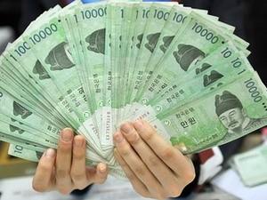 Nhật Bản-Hàn Quốc giảm quy mô hoán đổi tiền tệ ảnh 1