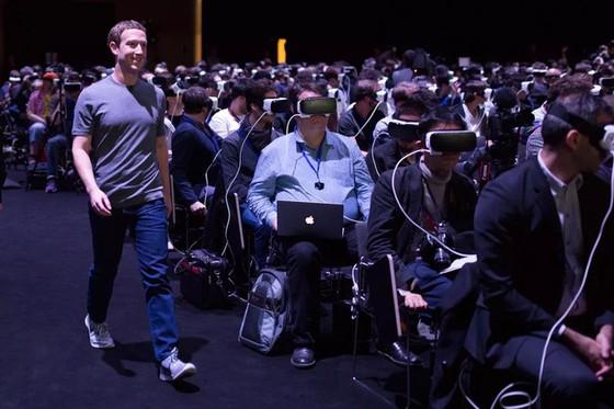 Mark Zuckerberg viết tâm thư ảnh 1