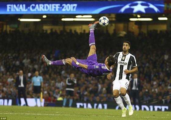 Vượt qua lời nguyền, Real Madrid lên ngôi vô địch Champions League 2017 ảnh 1