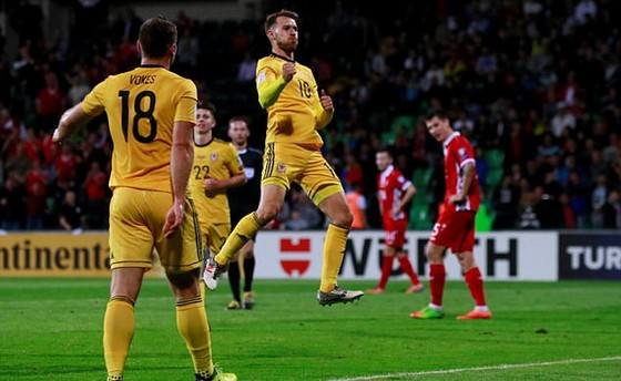 Vòng loại World Cup 2018: Tây Ban Nha thắng ''hủy diệt'' ảnh 1
