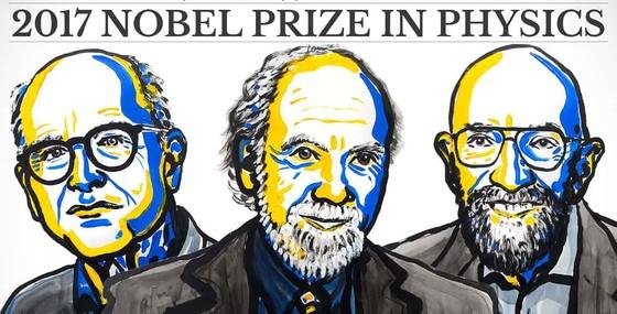 Công trình dò tìm sóng hấp dẫn đoạt giải Nobel Vật lý 2017 ảnh 1