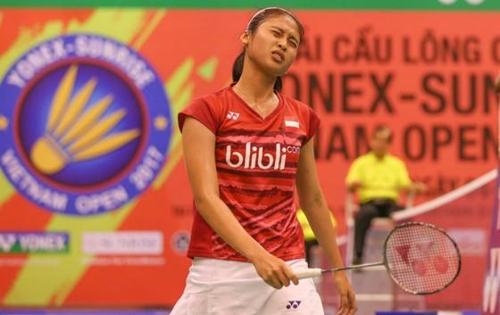 Những bóng hồng ở Giải cầu lông Việt Nam Open 2017 ảnh 1
