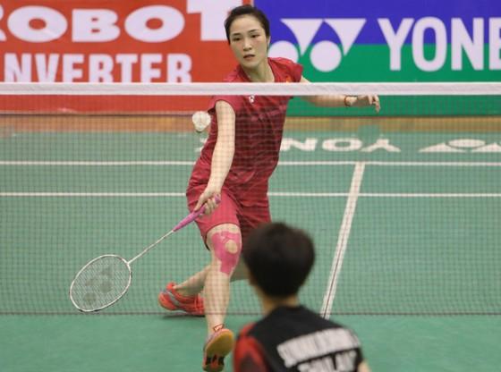 Những bóng hồng ở Giải cầu lông Việt Nam Open 2017 ảnh 3