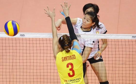 Ngọc Hoa chia tay giải bóng chuyền Thái Lan ảnh 3