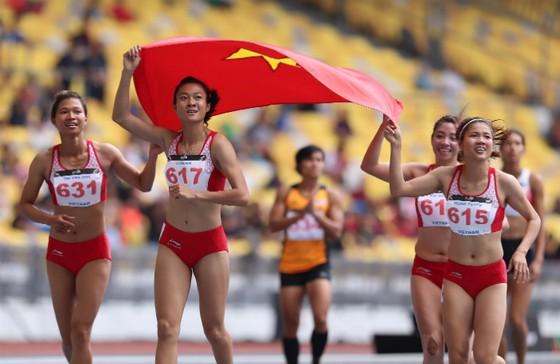 Nguyễn Thị Huyền xếp hạng 50 thế giới cự ly 400m rào nữ ảnh 1
