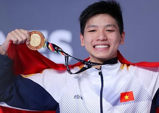 Nguyễn Hữu Kim Sơn phá 2 kỷ lục lứa tuổi Đông Nam Á ảnh 2