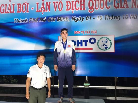Giải bơi vô địch quốc gia 2017: Phương Anh suýt đánh bại Ánh Viên một lần nữa ảnh 1