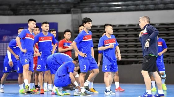 CFA Cup 2017 trước giờ nhập cuộc ảnh 2