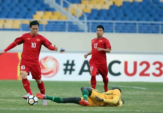 Quang Hải giúp U23 Việt Nam có chiến thắng lịch sử trước U23 Australia ảnh 2