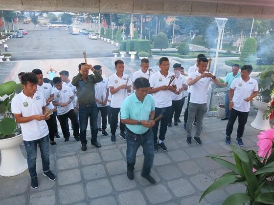 CLB Becamex Bình Dương xuất quân tham dự mùa bóng 2018 ảnh 1