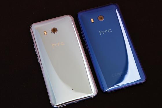 HTC U11 với khả năng bóp để thao tác, màu sắc biến ảo ảnh 2