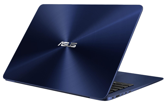 ASUS ZenBook UX430:  nhanh hơn 5 lần, pin dài 9 tiếng... ảnh 1