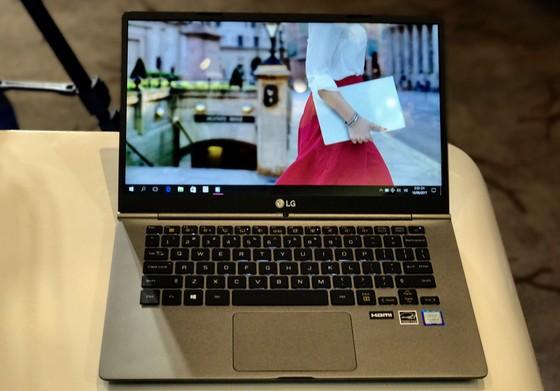 Laptop LG gram chính thức ban ở Việt Nam ảnh 1