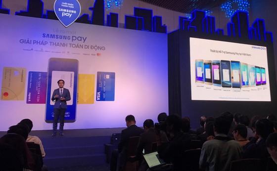 Samsung Pay chính thức được triển khai trên toàn quốc ảnh 1
