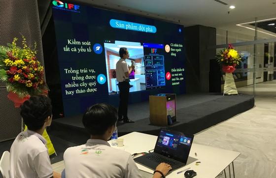 Cuộc thi Vietnam IoT Hackathon 2017 ảnh 1