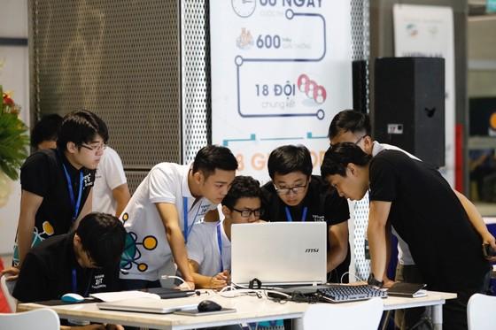 Cuộc thi Vietnam IoT Hackathon 2017 ảnh 2