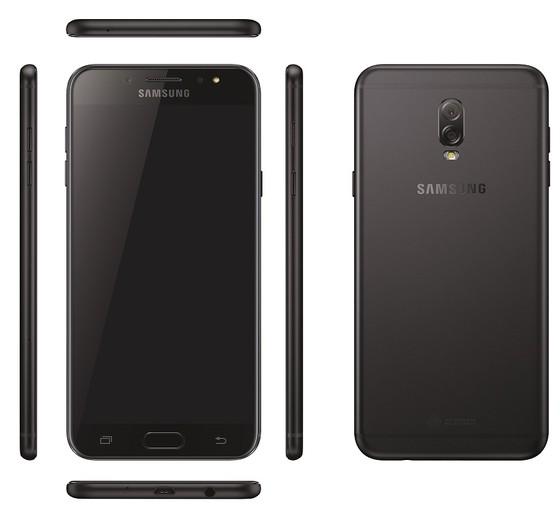 Galaxy J7+ giá 8.690.000 đồng ảnh 1