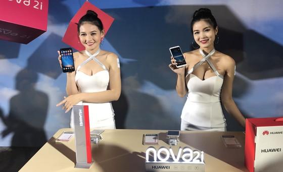 HUAWEI nova 2i ra mắt thị trường Việt Nam với 4 camera ảnh 2