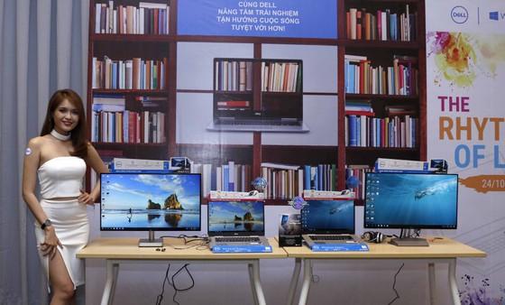 Dell giới thiệu loạt sản phẩm mới ảnh 2
