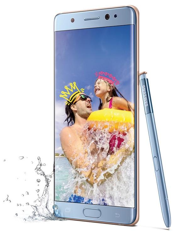 Galaxy Note Fan Edition, sản phẩm được bán giới hạn ảnh 1