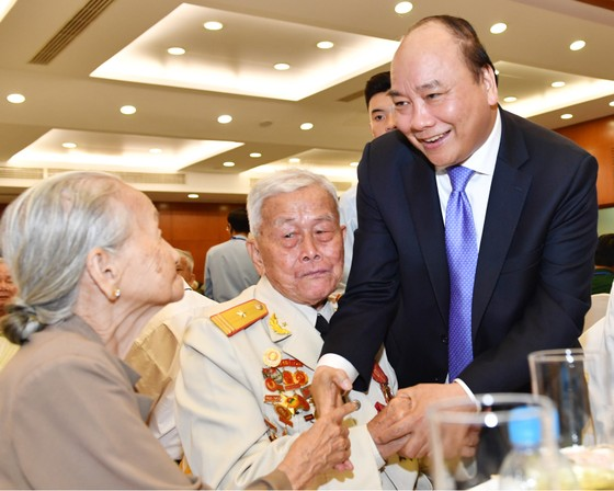 TPHCM họp mặt truyền thống Kỷ niệm 50 năm cuộc Tổng tiến công và nổi dậy Xuân Mậu Thân 1968 ảnh 5